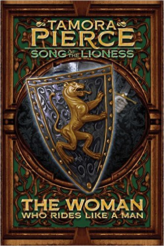 Woman who rides like a man, the