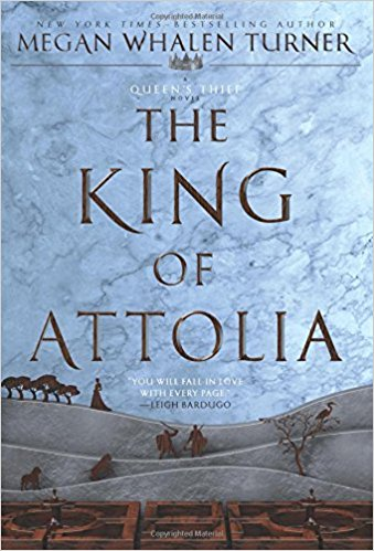 King of Attolia, The
