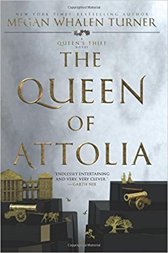 Queen of Attolia, The